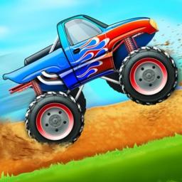 Monster Truck Climb Rush