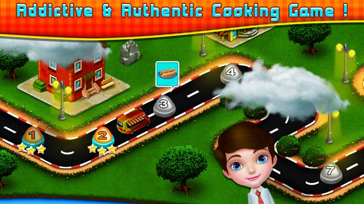 Chef Fever : Cooking Express screenshot-4