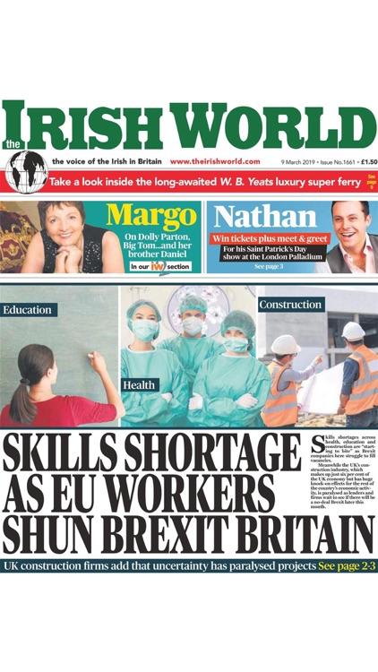 Irish World Newspaper screenshot-6