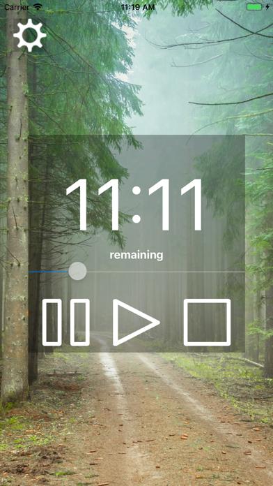 Quiet Mind screenshot one