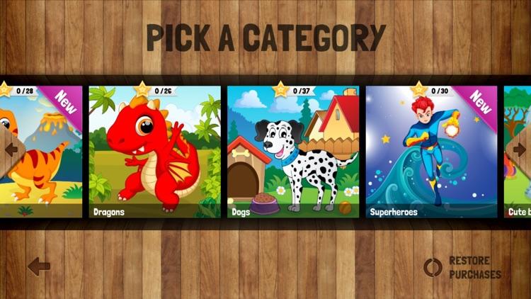 Kids' Puzzles screenshot-3