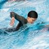 水泳レース3Dをタップする