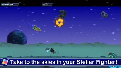 Stellar Wars - GameClub screenshot 2