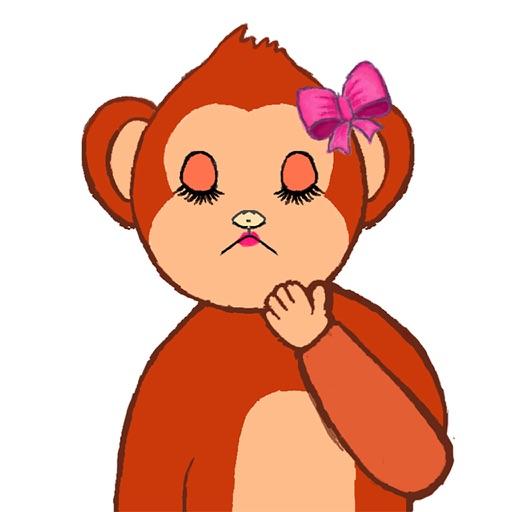 Emotions Monkey