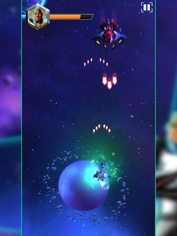Infinity Space Shooting Battle screenshot #6