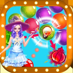 Bubble Shooter: Princess Pop