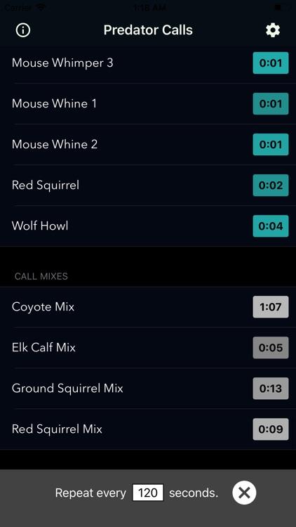 Coyote Calls & Predator Sounds screenshot-3