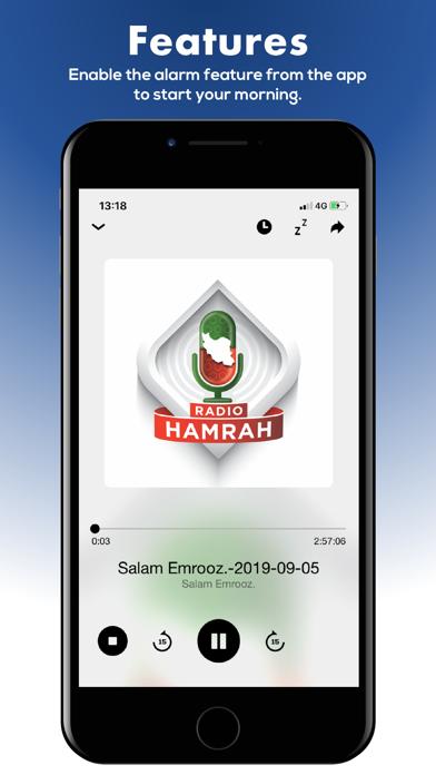 Screenshot #3 pour Radio Hamrah