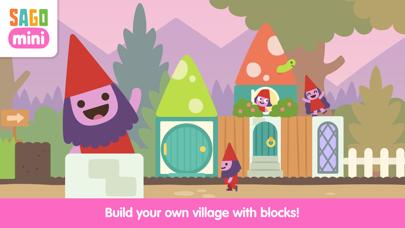Sago Mini Village Screenshot