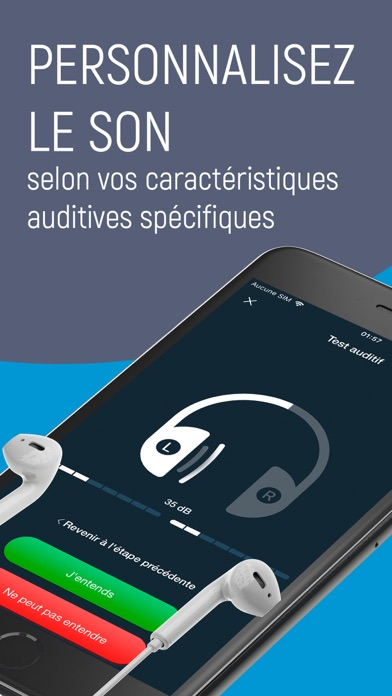 messages.download APPAREIL AUDITIF, HEARING TEST software