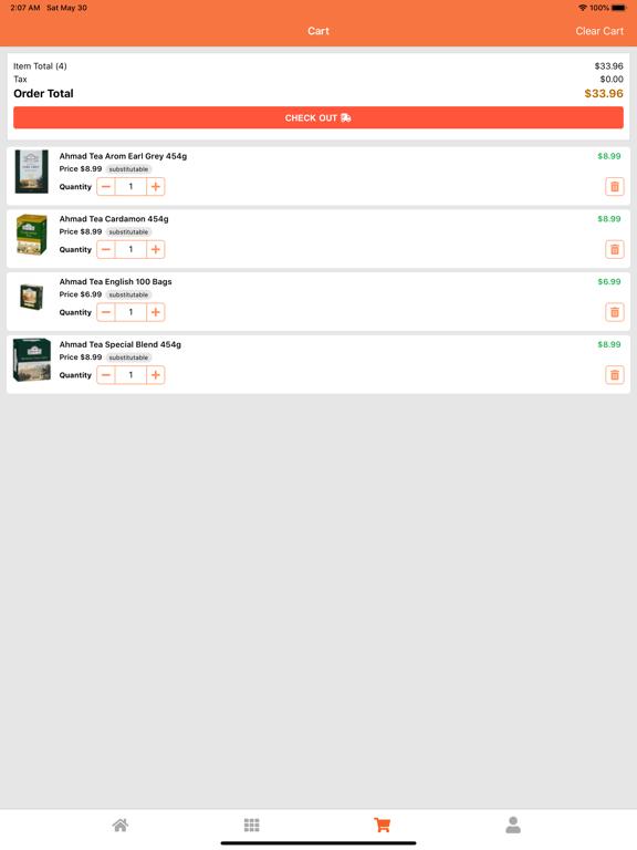 Silk Road Foods screenshot 11