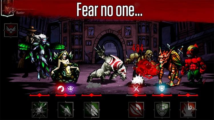 Evilibrium: Soul Hunters RPG screenshot-0