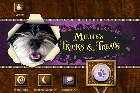 Millie's Tricks and Treats - náhled