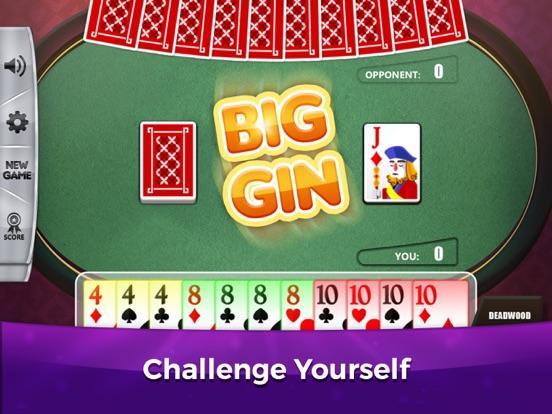Gin Rummy * The Best Card Game screenshot