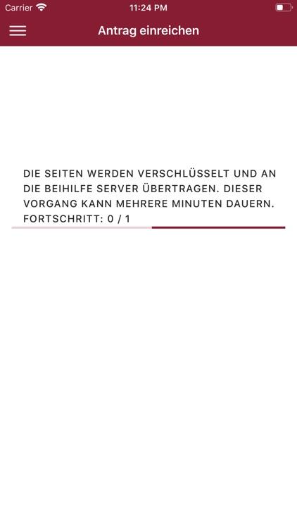 eBeihilfe - RLP - App screenshot-4
