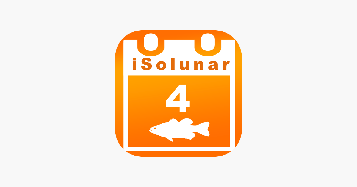 Hunt & Fish Times by iSolunar™ on the App Store