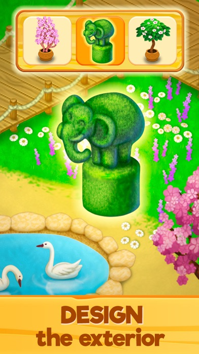 Zoo Rescue: Match 3 & Animals screenshot two