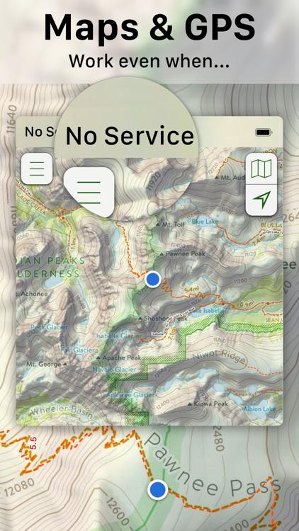 Topo Maps+ screenshot-3