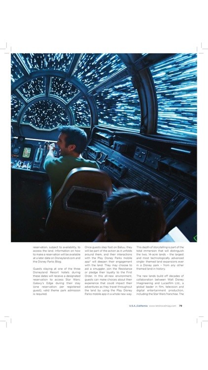 Let's Travel Magazine screenshot-4