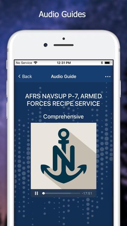 Navy BMR screenshot-7