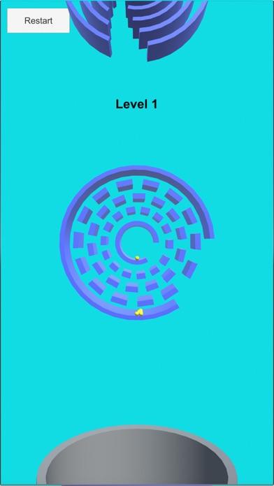 Musical Rotate Maze balls screenshot 6
