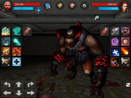 Moonshades dungeon crawler RPGのおすすめ画像7