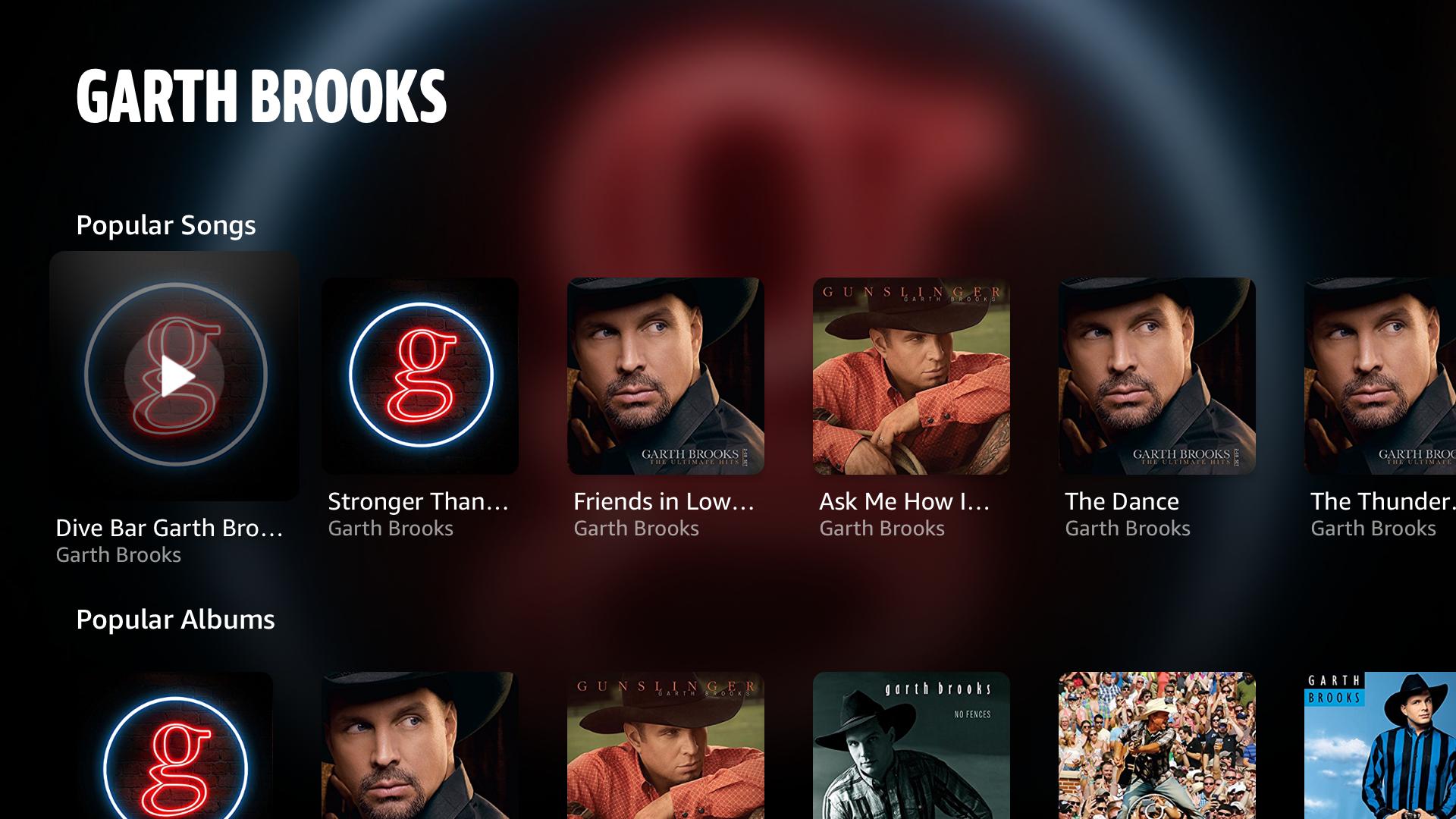 Amazon Music: Songs & Podcasts screenshot 14
