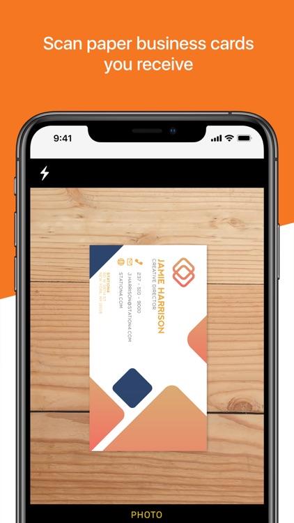Switchit Digital Business Card screenshot-3