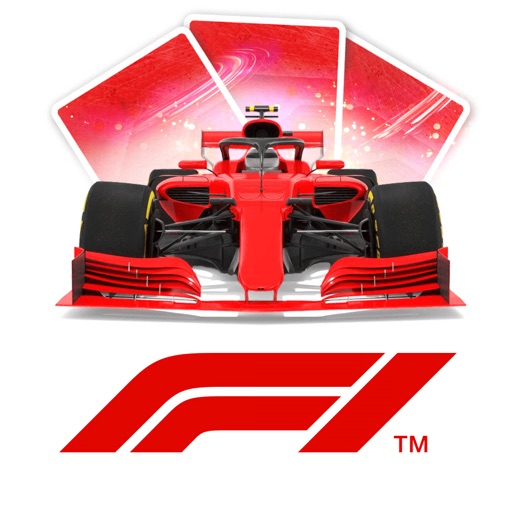 F1 Trading Card Game icon