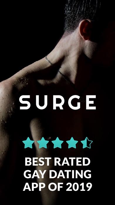 Surge: Gay Dating & Chat App Screenshot