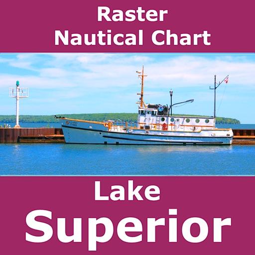 Lake Superior – Marine Map GPS