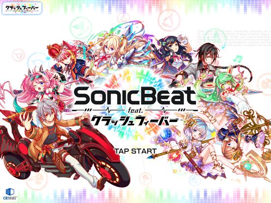Sonic Beat feat. クラッシュフィーバーのおすすめ画像1