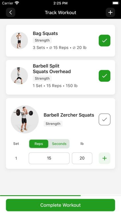 FITLAB Fitness Club screenshot-4