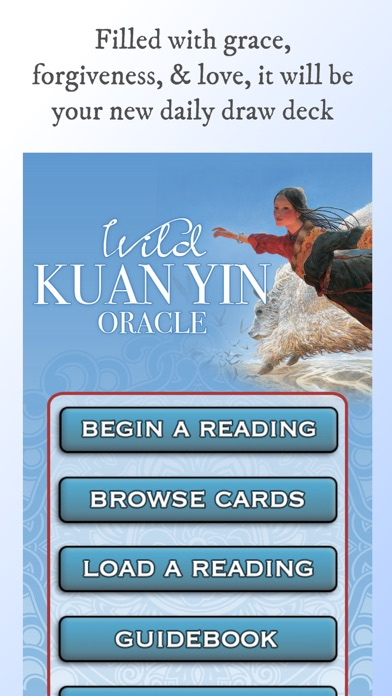 Wild Kuan Yin Oracle screenshot 1