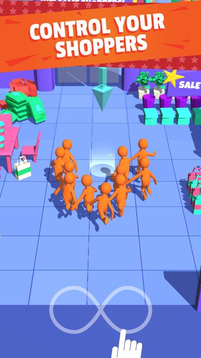 Crazy Shopping screenshot 1