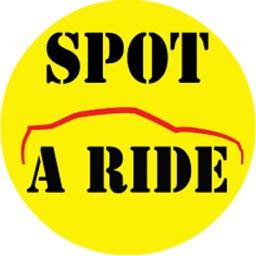 Spot A Ride Driver