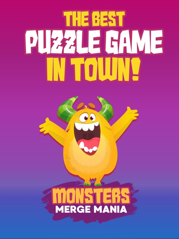 Merge Monsters Idle Tap Mania