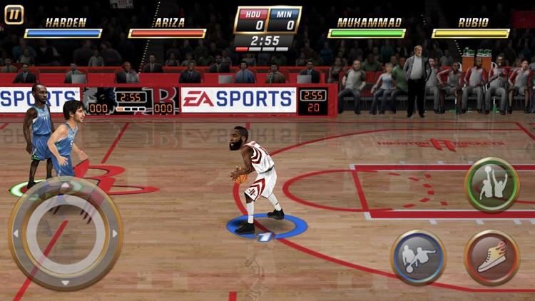 NBA JAM by EA SPORTS™ screenshot-3