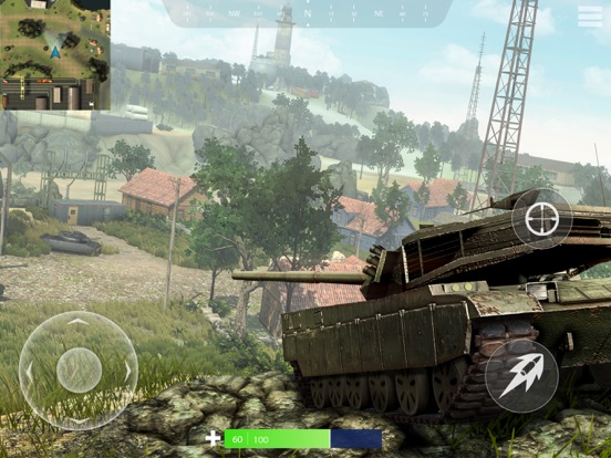 War of Tanks: PvP Blitz screenshot 7