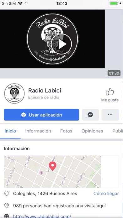 点击获取Radio Labici