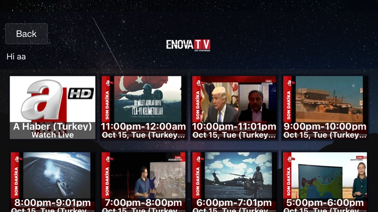 Enova TV screenshot-6