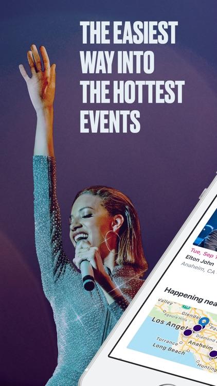 StubHub: Event Tickets screenshot-0