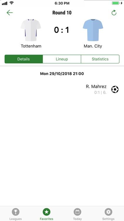 GoalAlert Football Live Scores screenshot-6