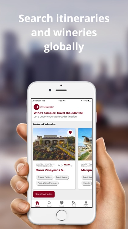 Winetraveler screenshot-2