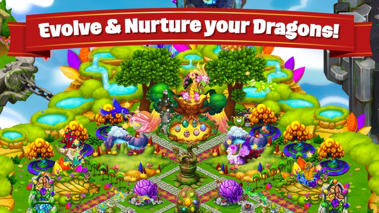 DragonVale screenshot-1