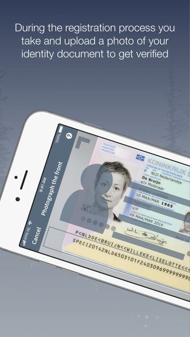 Digidentity screenshot three
