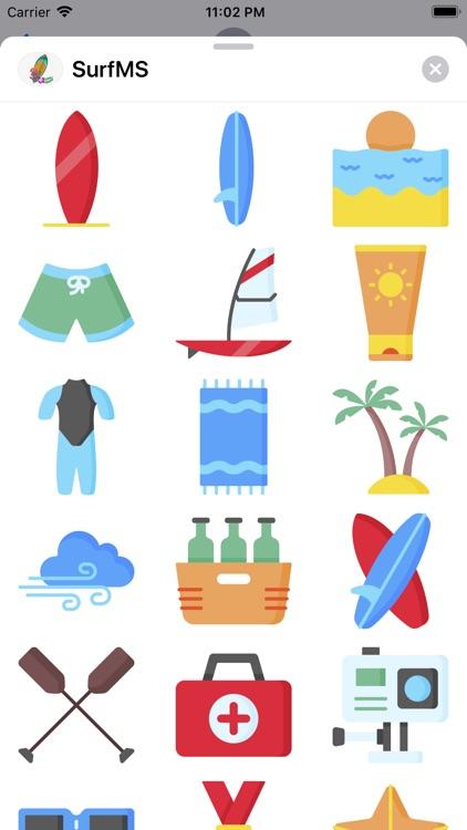 SurfMS