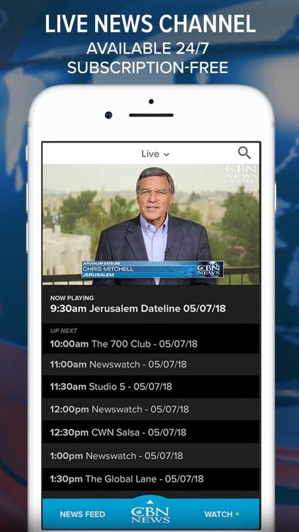 CBN News - Breaking World News screenshot-3