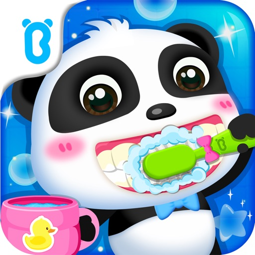 Little Panda's Toothbrush