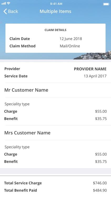 nib Health Insurance screenshot-6